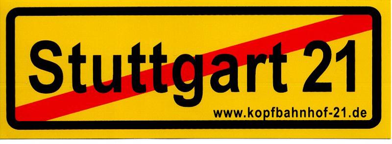Gegen Stuttgart 21