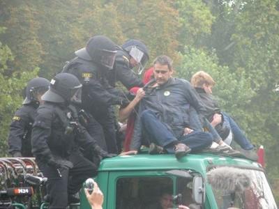 Stuttgart 21 Polizeigewalt